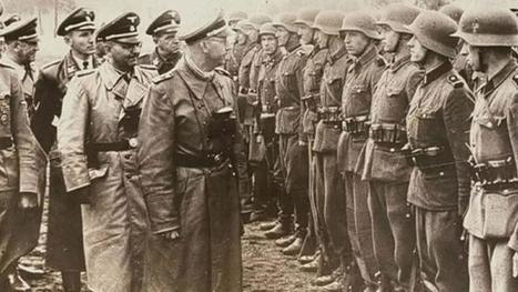 Diários encontrados na Rússia revelam factos da vida particular de Heinrich Himmler | History 2[+or less 3].0 | Scoop.it