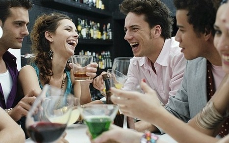 Alcohol makes you look more attractive, scientists claim | British-Pubs Newsletter | Scoop.it