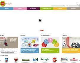 Groupe-bel.com BEL Group - Web Analysis   agroalimentaire et lait   Scoop.it