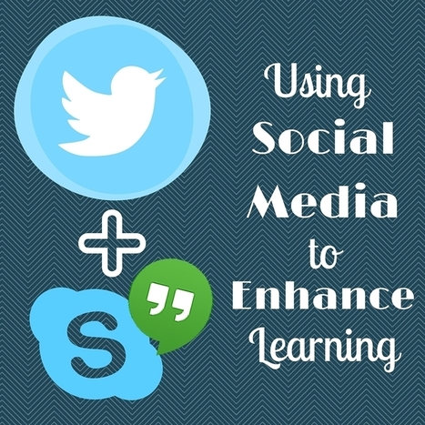 Using Social Media To Enhance Learning | 21st Century School Libraries | Scoop.it