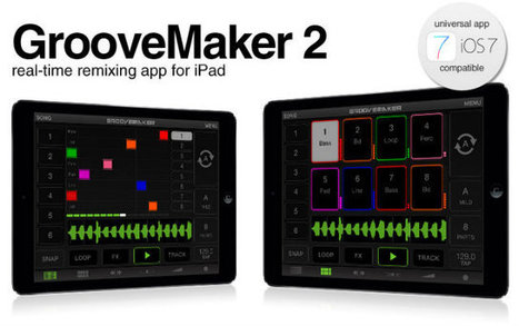 IK Multimedia Releases GrooveMaker 2 For iPad   Gear Acquisition Syndrome   Scoop.it