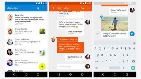 How to Switch to Google's New Messenger App for SMS | News we like | Scoop.it