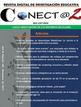 REVISTA CONECT@2 Casos de Éxito en Entornos Escolares. 3(8)   REVISTA DIGITAL DE INVESTIGACIÓN EDUCATIVA CONECT@2   Scoop.it