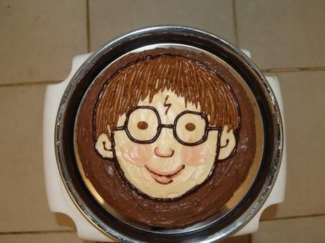 Decorazioni torte Harry Potter (Foto) | ButtaLaPasta | Decorazioni dolci | Scoop.it