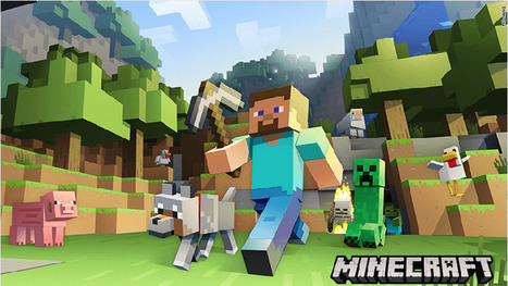 Microsoft is giving Minecraft to schools for free -- here's why | 3D Virtual-Real Worlds: Ed Tech | Scoop.it