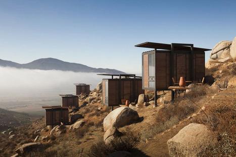 Hôtel à ciel ouvert, par Gracia Studio (USA) | Le tourisme de demain | Scoop.it
