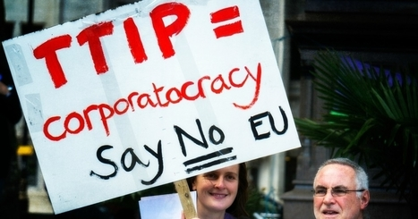 Under Shadow of Trade Deal, #US #Pesticide Lobby Pressured #EU to Dump Toxic Pesticide Rules | Messenger for mother Earth | Scoop.it