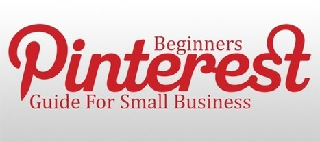 The Small Business Beginner's Guide To Pinterest | LinchpinSEO | Pinterest | Scoop.it
