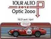 Tour Auto - Optic 2000 - 2012 | Historic cars and motorsports | Scoop.it