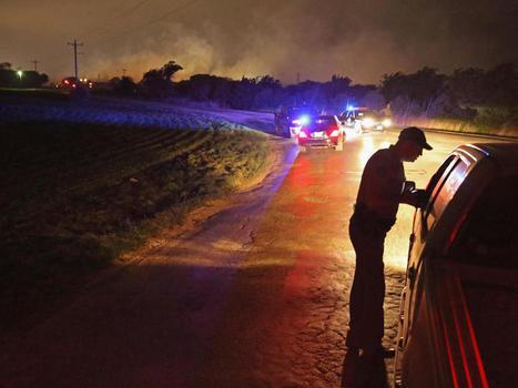 Up to 15 dead in Texas fertilizer plant blast, scores hurt, police estimate   Gov & Law- Reed   Scoop.it