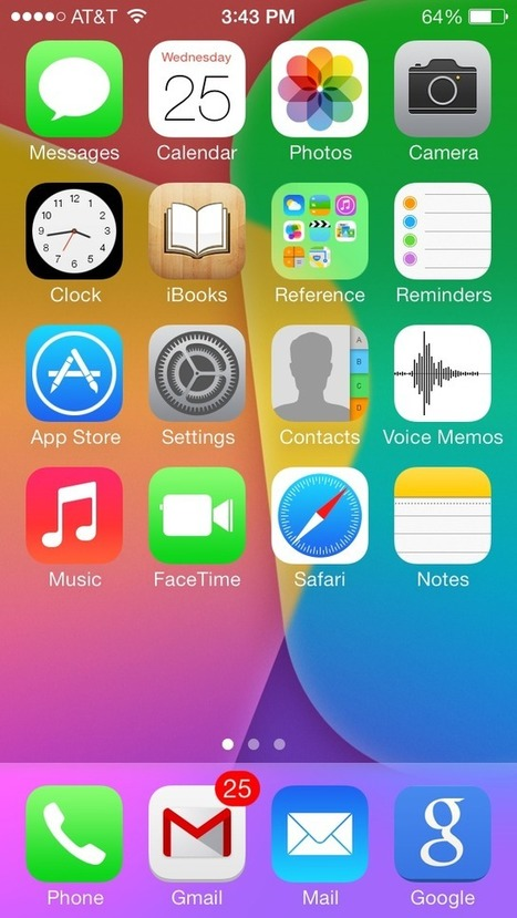 The Definitive Pros and Cons List for iOS 7 | Ayantek | Ayantek's User Experience Design Digest | Scoop.it