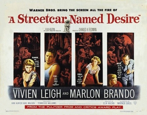 Encountering Others, Love, Friendship: Censorship in A Streetcar Named Desire | LELE | Scoop.it