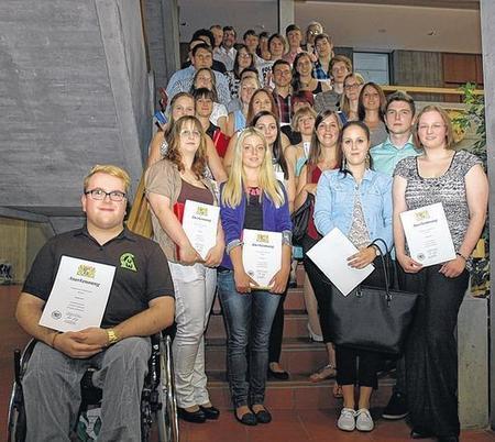 Mit Selbstvertrauen in die Zukunft | Jakob-Preh-Schule | Scoop.it