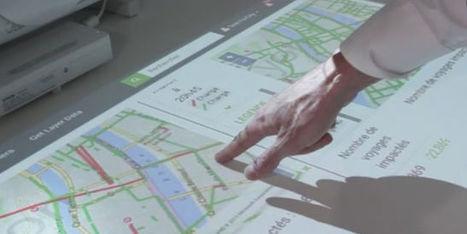 Une plate-forme en 3D pour imaginer les cités de demain | les échos du net | Scoop.it