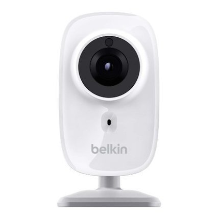 Belkin NetCam HD Wireless IP Camera for Tablet and Smartphone with Night Vision and Digital Audio (F7D7602) | Electronics | Scoop.it