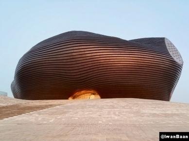 Architecture en Mongolie et la fascination des dunes | Architecture à travers le monde | Scoop.it