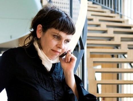 La Diputada islandesa y lider de .@PiratePartyIS, .@BirgittaJ visita NYC en apoyo a Bradley #Manning #WikiLeaks #15M | Indignados e Irrazonables | Scoop.it