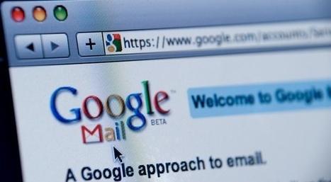 Je n'utilise pas Gmail, mais Google a quand même la plupart de mes emails | Education & Numérique | Scoop.it