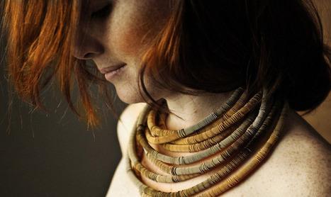 Studio Interview: Jewellery Designer Kimberly Ebbeck | sonya scott | shubush jewellery adornment | Scoop.it