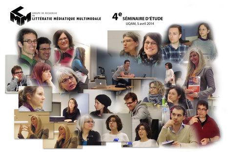 4e SÉMINAIRE D'ÉTUDE EN LITTÉRATIE MÉDIATIQUE MULTIMODALE, Montréal, 4 avril 2014   LMM   veille réflexive et idéologique   Scoop.it