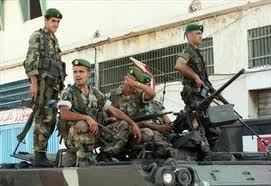 Lebanon sends troops to Syrian border | MN News Hound | Scoop.it