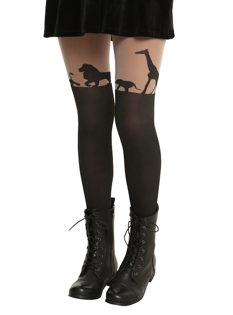 Cheeky Tights That Show Batman, Other Pop Culture Icons Peeking From Your Knees - DesignTAXI.com | Inspiration: Imagine. See the possibilities. | Scoop.it