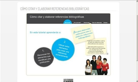 Revista Digital El Recreo: Cómo citar y elaborar referencias bibliográficas | Trabajo Fin de Grado de Maestro Primaria e Infantil | Scoop.it
