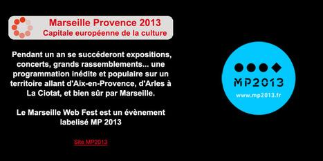 Marseille Web Fest | Documentaires - Webdoc - Outils & création | Scoop.it