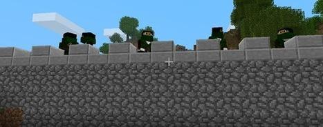 Castle Defenders Mod for Minecraft 1.4.4 | asheville | Scoop.it