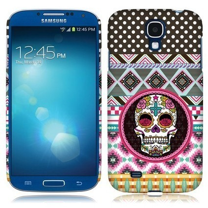 Get the Most Stylish and Cool Samsung Galaxy S IV I9500 I9505 Back Cover Case - Aztec Skull Shipped Free at Acetag.com | What is the best Accessories for Cell Phone, tablet and MP3 | Scoop.it