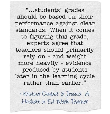 Response: Making Grading Practices 'Specific, Constructive & Timely' | Formative Assessment for Learning | Scoop.it