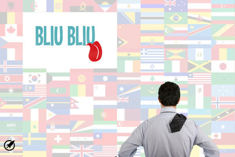 100 lingue facili con Bliu Bliu | Varie ed eventuali | Scoop.it