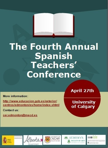 IV Encuentro de Profesores de Español de Alberta   International Spanish Academies - ISAs Alberta   Scoop.it