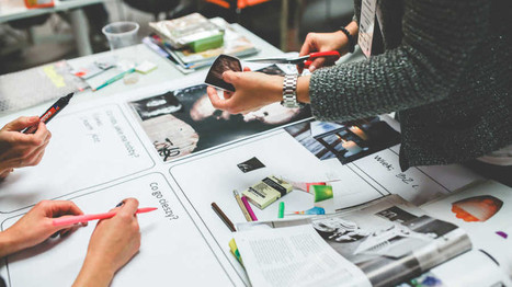Design Thinking: From Prototypes To Roleplay | StartUs Magazine | DESIGN THINKING | methods & tools | Scoop.it