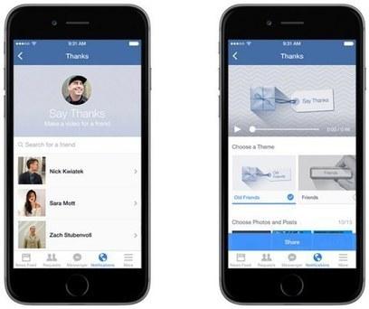 Facebook Video Cards: This Week in Social Media | Kore Social Mix | Scoop.it