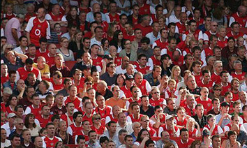 Inside the stadium on matchday is absolutely not the time for a protest - Online Gooner   False Glory.   Scoop.it