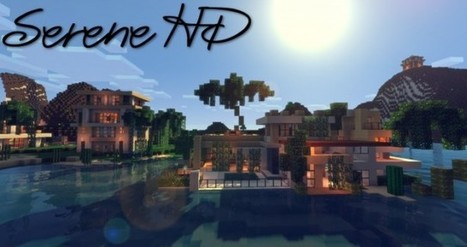 Serene HD Realistic Resource Pack for 1.10.2/1.9.4 | My Pin | Scoop.it