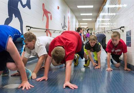 Youth training programs give kids a strong fitness foundation - Green Bay Press Gazette | APC Play | Scoop.it