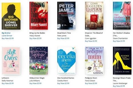 Ebook price wars start anew in the UK When are super-low prices coming to the ... - GigaOM | Prêt du livre numérique dans la bibliothèque publique | Scoop.it