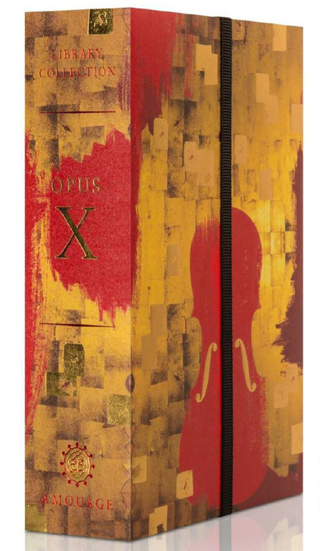 Amouage The Library Collection Opus X ~ Niche Parfums | Jalel Mokni | Scoop.it