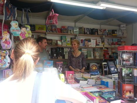 Feria del libro 2014   mirar con palabras   Noticias Literarias   Scoop.it