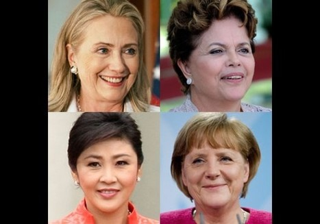 The Most Powerful Female Politicians In The World, 2012 - The Most Powerful Women In Politics, 2012 - Forbes | Women Trailblazers | Scoop.it