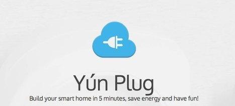 Yun Plug : l'application Google Glass qui veut contrôler les objets ... | Objets Connectés | Scoop.it