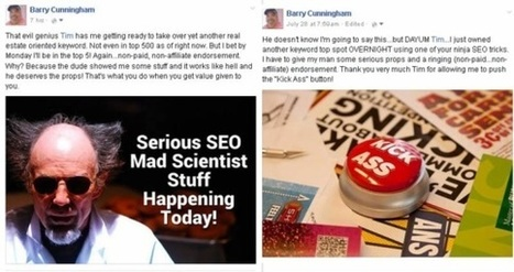Content Marketing:The Barry SEO Files Part 1 | Socialized SEO | Scoop.it