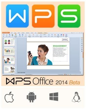Logiciel professionnel gratuit WPS Office Beta Fr 2014 Licence gratuite top Alternative complète de Microsoft office - Actualités du Gratuit | Logiciel Gratuit Licence Gratuite | Scoop.it
