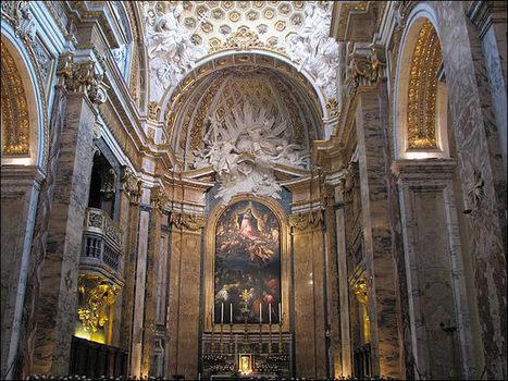 L'église Saint Louis des Français | Groupe de latinistes : Recherches | Scoop.it