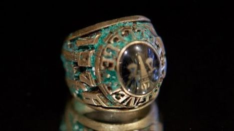 Sandy victim whose home was destroyed recovers 1976 class ring lost in the Bahamas | DiverSync | Scoop.it
