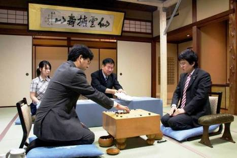Yamashita Keigo defends his title in 66th Honinbo | Go, Baduk, Weiqi ~ Board Game | Scoop.it