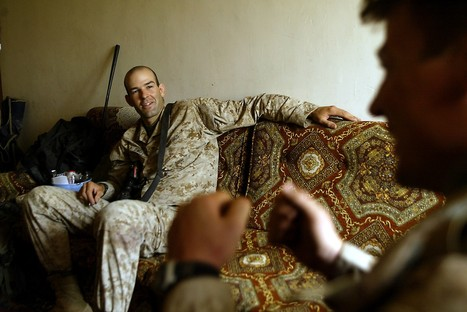 Legendary Marine Maj. Zembiec, the 'Lion of Fallujah,' died in the service of the CIA | Daily Crew | Scoop.it