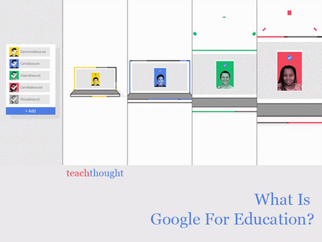 What Is Google For Education? - | EAP, ELT and EFA | Scoop.it